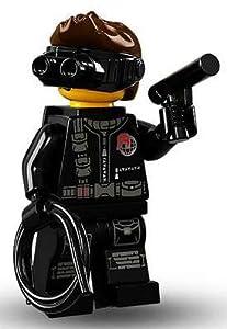 lego series 16 collectible minifigures secret agent spy 71013 toys games. Black Bedroom Furniture Sets. Home Design Ideas