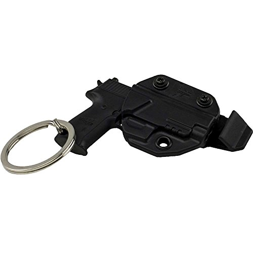 Blade Tech Holster And Mini Sig Sauer P226 Replica Keychain   Very Detailed