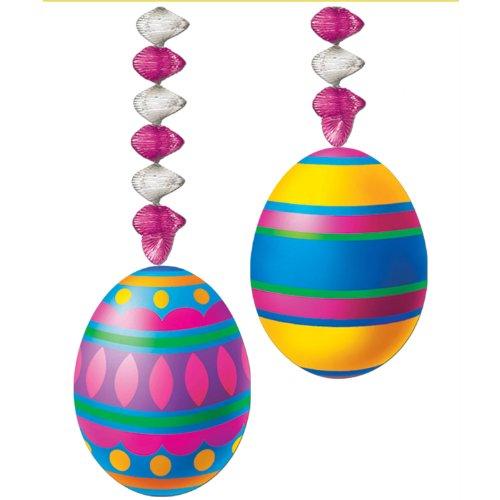 Easter Egg Danglers   (2/Pkg)
