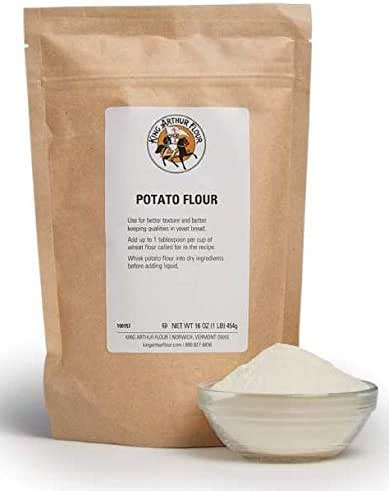 Flours & Meals: King Arthur Potato Flour