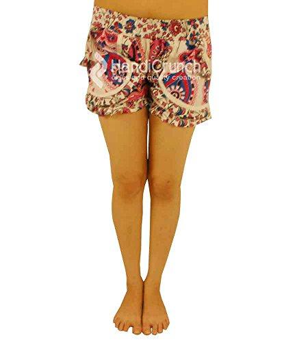 Pantaloncini A Fatte Ragazze Estate Donna Sportivi Esportazioni Pantalone Mano Nuove Casual Per Iwq1gf1