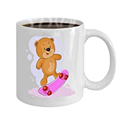 Whether if it's for your own kitchen, or a relative or friend, this mug will be cherished forever. High quality ceramic mugs, designed and printed in the USA. Our ceramic mugs are sublimated using commercial grade equipment and high quality i...