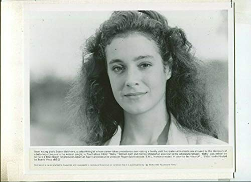 Baby - Sean Young 1985 movie press photo MBX33