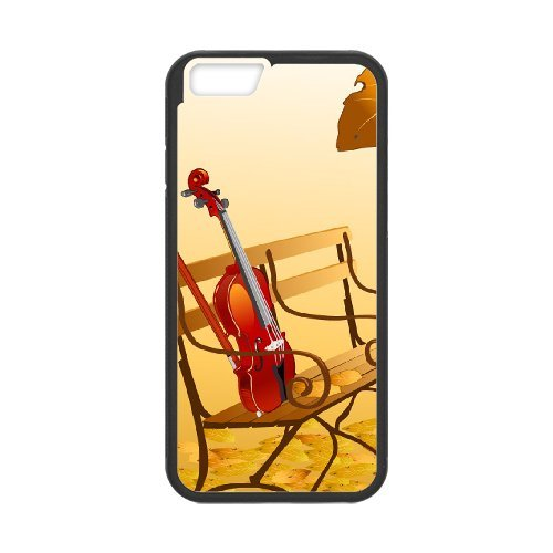 """SYYCH Phone case Of Personalized Design Violin 2 Cover Case For iPhone 6 Plus (5.5"""")"""
