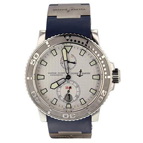 Ulysse Nardin Maxi Marine Automatic Male Watch 263-33 (Certified Pre-Owned)