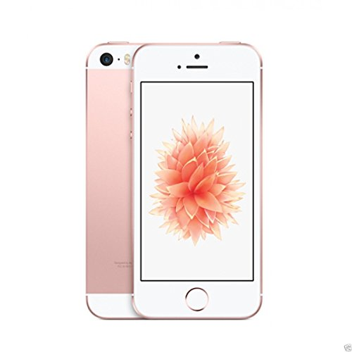 Apple iPhone SE (AT&T) LTE Smartphone - (Certified Refurbished) (16GB, Rose Gold)