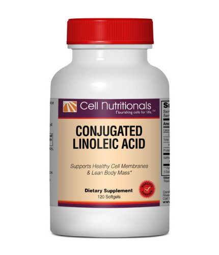 Conjugated Linoleic Acid 1000mg, 120 Softgels