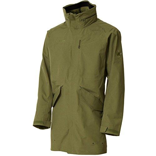 マムート GORE-TEX OBELISK Coat ゴアテックス オベリスク コート 4428/artichoke 1010-26220 B076229LSD M