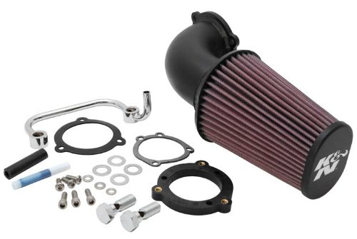 K&N 63-1126 Harley Davidson Performance Intake Kit