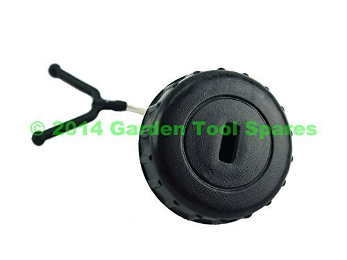 FUEL TANK CAP / OIL FILLER CAP TO FIT STIHL CHAINSAW 017 018 MS170 MS180 Garden Tool Spares
