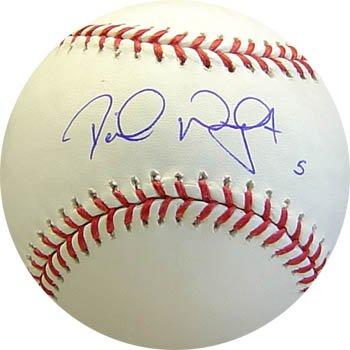 David Wright Hand-Signed Baseball