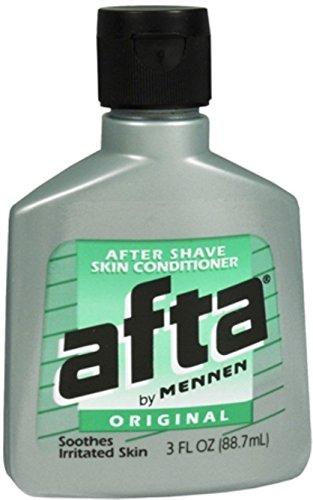 Afta After Shave Skin Conditioner Original 3 oz (Pack of (Electric Shaver Lotion)