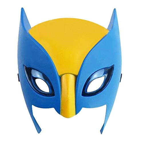 VIET FG Ocday X-Men Wolverine Claws 25Cm Abs Action Figure Toys Long Claws Plastic Superhero Weapons Mask Cosplay for Children Gifts Toy -Complete Series Merchandise]()