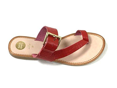 Gioseppo donna pe16 sandalo Poncey rosso ...