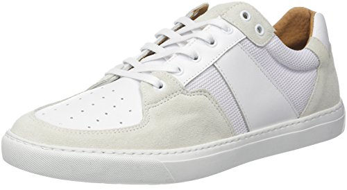 Tennis Schmoove Basse Gris Suede Gelo Uomo White Nappa Cup vaw5aq7O