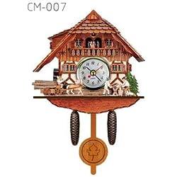 Cuckoo Wall Clock - Sports & Outdoor - 1PCs