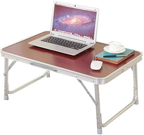 WYJW Laptop Cama Mesa Escritorio Bandeja de Desayuno portátil ...