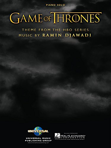 Game of Thrones Sheet Music: (Theme from the