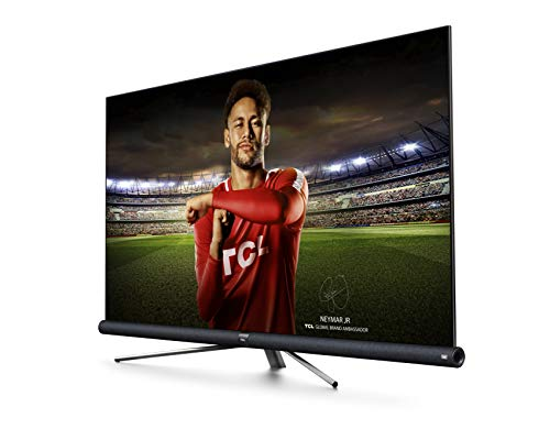 Tcl 65dc748 Ultra Thin Smart Freeview Play Tv With
