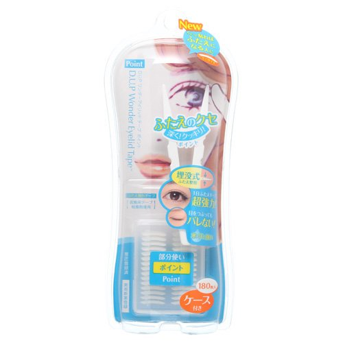 DUP Wonder Eyelid Tape (Light Blue)-Point 120Ct