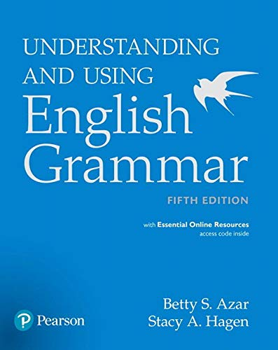 Understanding and Using English Grammar with Essential Online Resources (5th Edition)