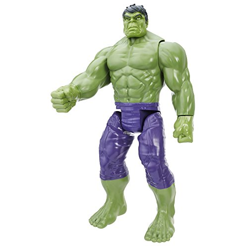 Marvel Avengers Titan Hero Series Hulk Action Figures