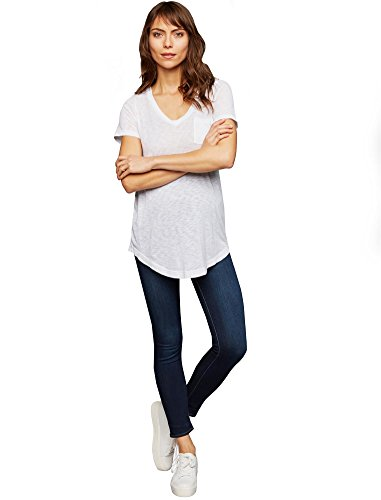 A Pea in the Pod Luxe Essentials Denim Secret Fit Belly Ankle Maternity Jeggings by A Pea in the Pod
