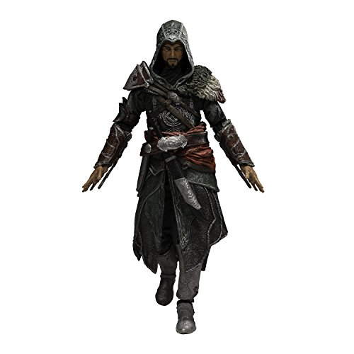 "Assassin's Creed Series 5 Il Tricolored Ezio Auditore 6"" PVC Action Figure Collectible Model Toys"