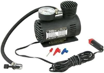 Portable Mini Air Compressor Electric Tire Infaltor Pump 12 Volt Car 12V PSI NEW