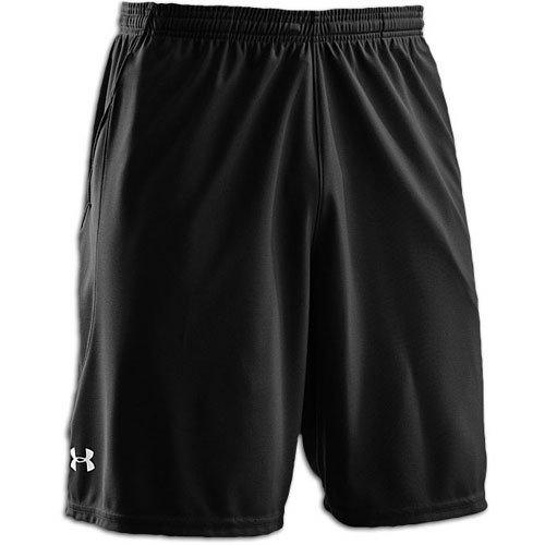 Under Armour UA Team Coaches Short LG Black (Armor Workout)