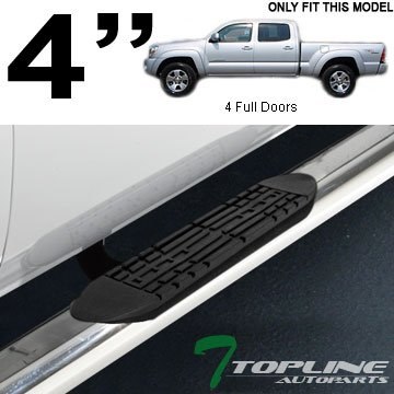 Topline Autopart Chrome Running Boards