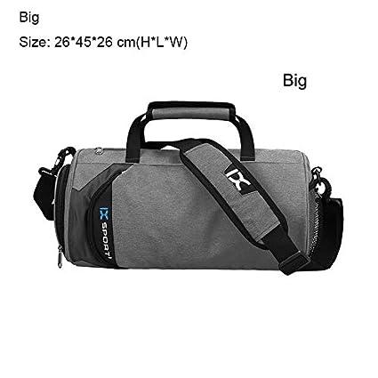 Amazon.com: WRI.UY Men Gym Bags for Training Bag Tas Fitness ...
