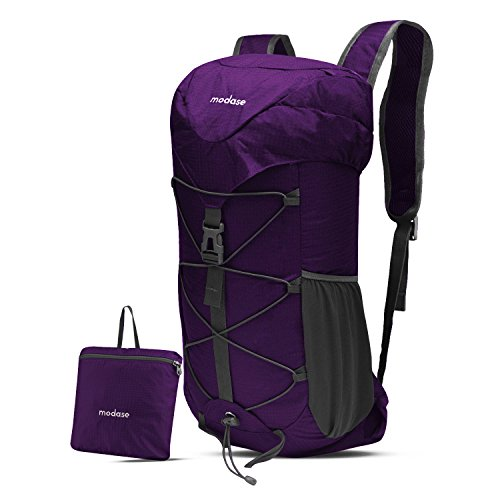modase Backpack, Hiking Backpack, Large 40L Lightweight Water Resistant Travel Backpack Daypack -