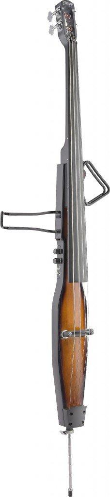 Starion ST-EDB-3/4 VBR 3/4 Sized Electric Double Bass - Violinburst