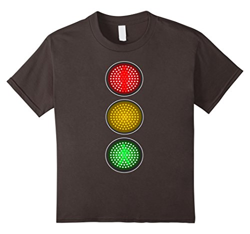 Kids Traffic Signal Light Halloween Group Costume Idea