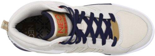 adidas BB Neo Lite MID Hombre Zapatillas Gris - gris