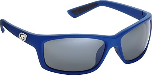 Guideline Eyegear Surface Sunglasses, Matte Opaque Blue - Guidelines Sunglasses