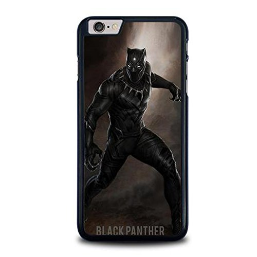 Coque,Noir Panther Marvel Case Cover For Coque iphone 6 / Coque iphone 6s