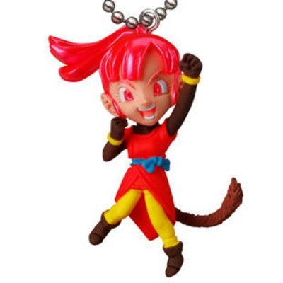 Gashapon Dragon Ball Super UDM BURST 28 Super Saiyan Avatars (girl) capsule toy ()