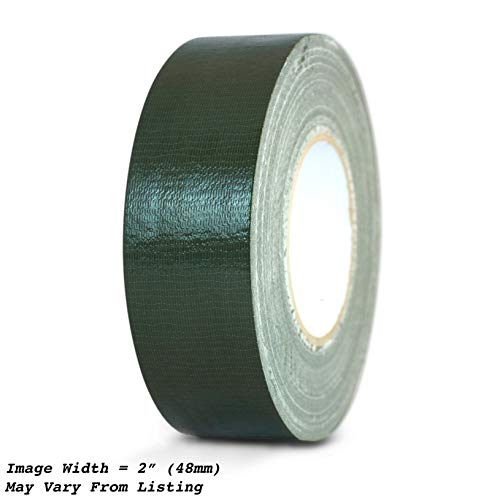 - MAT Duct Tape Olive Drab Industrial Grade - 2 in. x 60 yds. - Waterproof, UV Resistant for Crafts, Home Improvement, Repairs, Projects (Available in Multiple Colors)