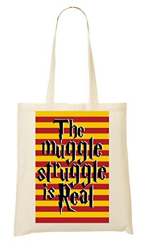 Harry Sac Sac Provisions Real Muggles À Fourre Tout Is Struggle Potter Oa8OrqP