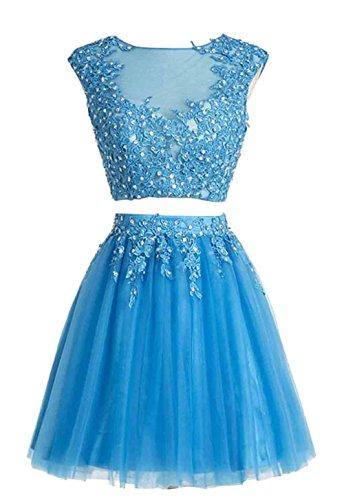 beaded applique babydoll dress - 2