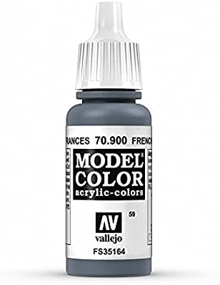 Vallejo French Mirage Blue Paint 17ml Buy Online At Best