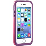OtterBox SYMMETRY SERIES Case for iPhone 5/5s/SE - Retail Packaging - CRUSHED DAMSON (BLAZE PINK/DAMSON PURPLE)