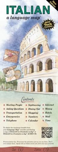 ITALIAN a language map: Quick reference phrase guide for beginning and advanced use.  Words and phrases in English, Italian, and phonetics for easy ... Publisher: Bilingual Books, Inc. ()
