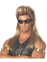 California Costumes Men's Bail Enforcer Wig