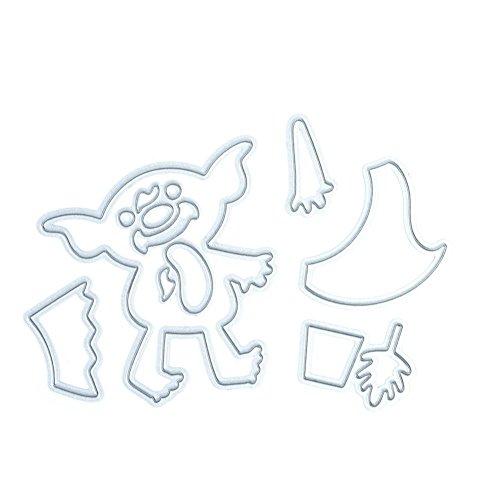 (キッズ ホウス)KIDS HOUSE カットテンプレート DIY 手作りツール 切削ステンシル エンボス金型の商品画像