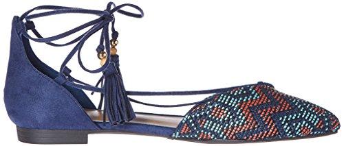 Indigo Rd. Mujer Gabbie Ballet Flat Blue