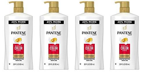 Pantene Pro-V Radiant Color Shine Conditioner, 28.9 Fluid Ou