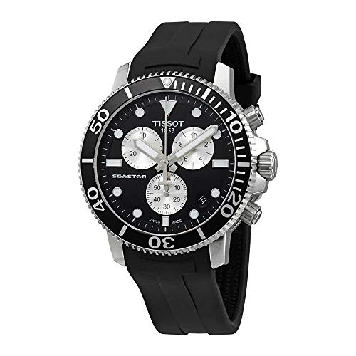 Tissot T120.417.17.051.00 Seastar 1000 Chronograph Men's Watch